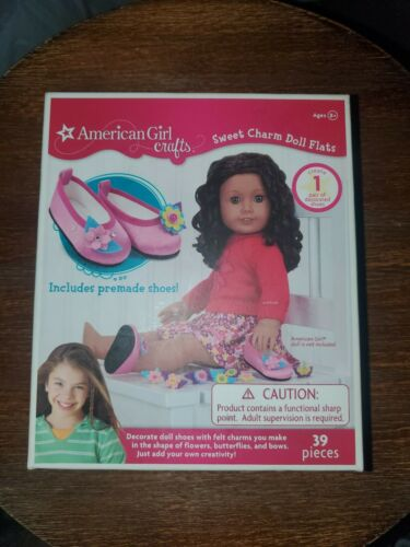 American Girl Doll Shoes Sweet Charm Flats