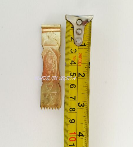 Pistachio/&Dates Maamoul Copper mamoul Tongs to decorate ملقط تزيين معمول