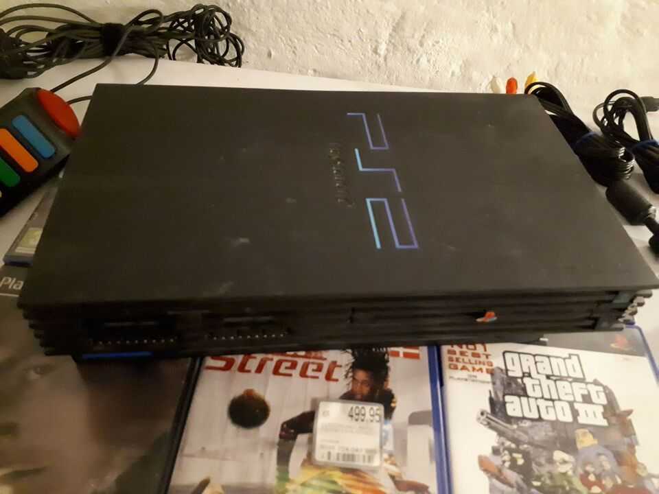 Playstation 2, Fat, Rimelig
