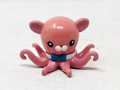"""Octonauts Professor Inkling 1.75/"""" Replacement Figure Disney 2011 Pink Octopus"""