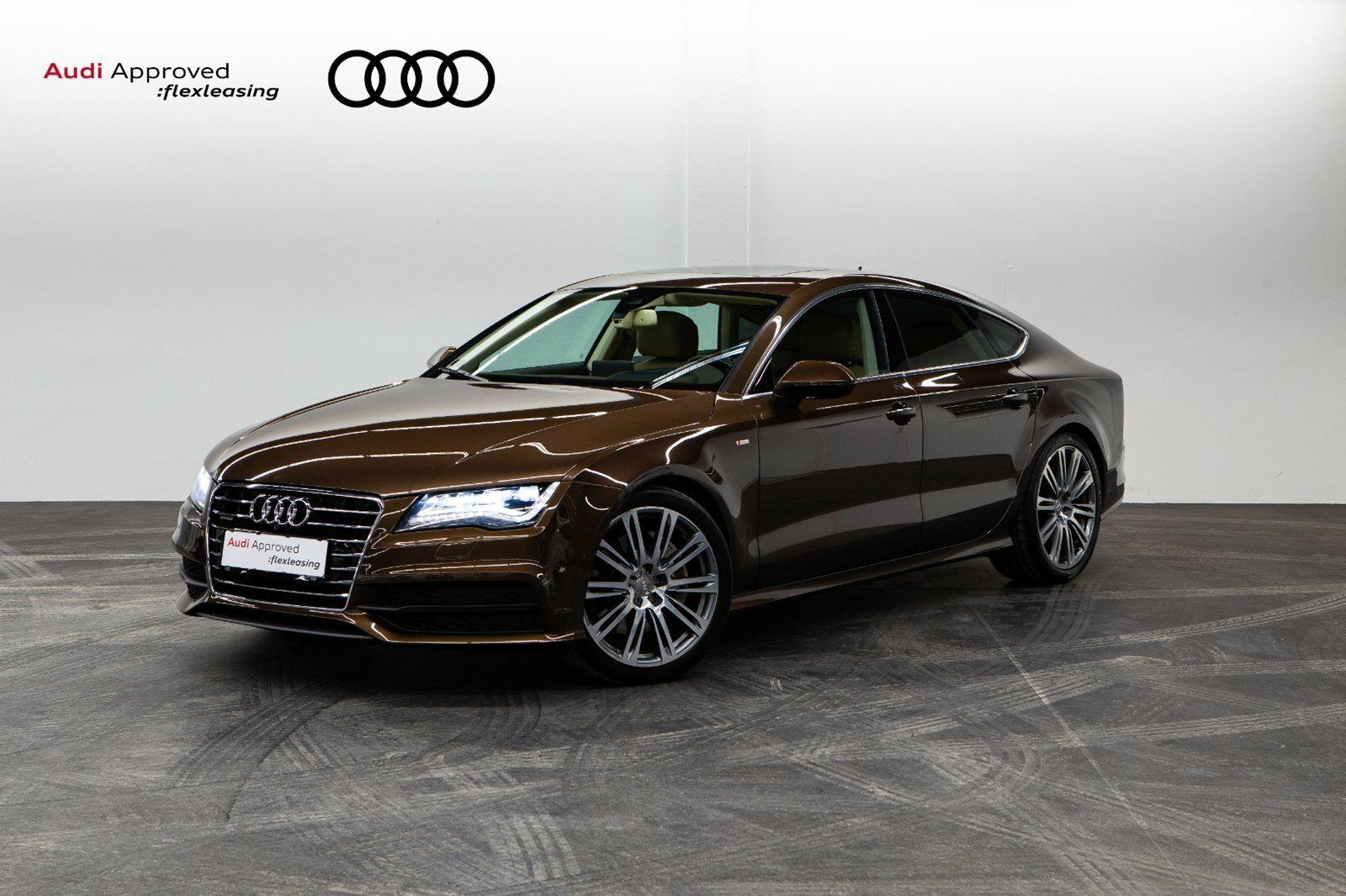 Audi A7 3,0 TDi 313 SB quattro Tiptr. 5d - 2.990 kr.