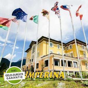 4 Tage Reise Hotel Villa Imperina 3* inkl. HP Agordo Dolomiten Venetien Urlaub