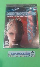 HOMEWORLD 2 II ESPACE STRATEGIE SURVIE HITS COLLECTION PC CD-ROM PAL