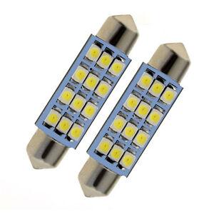 2pcs-42mm-Car-Dome-3528-SMD-12-LED-Bulb-Interior-Light-Festoon-White-Mini-Lamp
