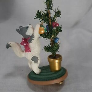 Hallmark-Keepsake-Ornament-Mischievous-Kittens-Collector-039-s-Series-2004-Clip-On