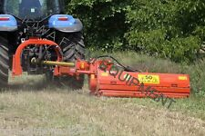 "Flail Ditch Bank Mower:Maschio Giraffona 260 102"" Cut, 140HP+,AdjustOnTheFly!"