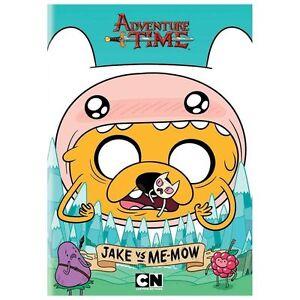 Adventure-Time-Jake-vs-Me-Mow-DVD-2013-w-16-Episodes