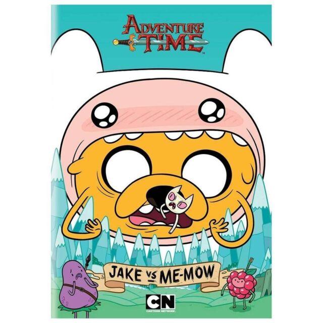 Adventure Time: Jake vs. Me-Mow (DVD, 2013) - NEW
