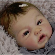 """Adeline By Ping Lau New Reborn Baby Doll Kit  @ 20"""""""