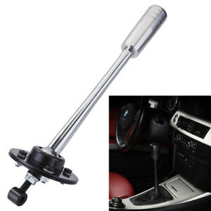 For-BMW-E30-E36-E39-Z3-Gear-Transmission-Adjustable-Short-Shifter-W-Silver-Knob