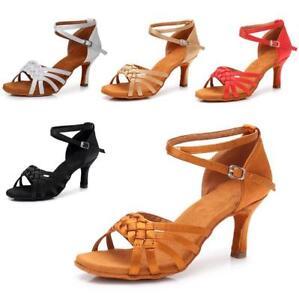 amazon alta qualità super economico Scarpe ballo Da donna Donna da Ballo Latino /Sala tango da Ballo ...