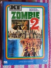 Woodoo - Zombi 2 (Fulci) - HD Kultbox von XT - Limited Edition -Cover B /Blu-Ray
