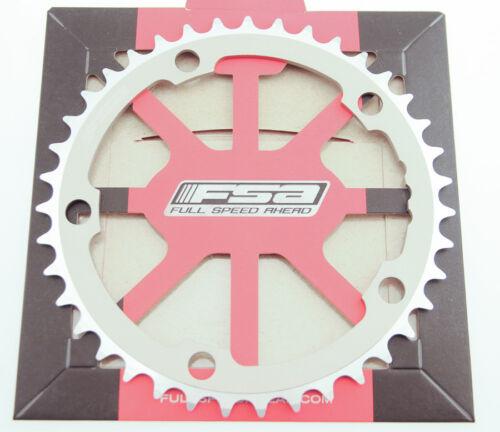FSA 39t Super Road Bike Chainring C11 Speed 130 BCD 5 Bolt 370-0139J NEW