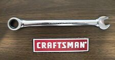 New Craftsman 12mm Full Polish Ratcheting Combination Wrench 42570 Metric