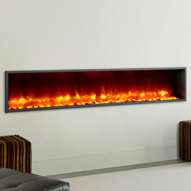 dynasty fireplaces led wall mounted electric fireplace for sale rh ebay com wall mount electric fireplace led electric fireplace led screen