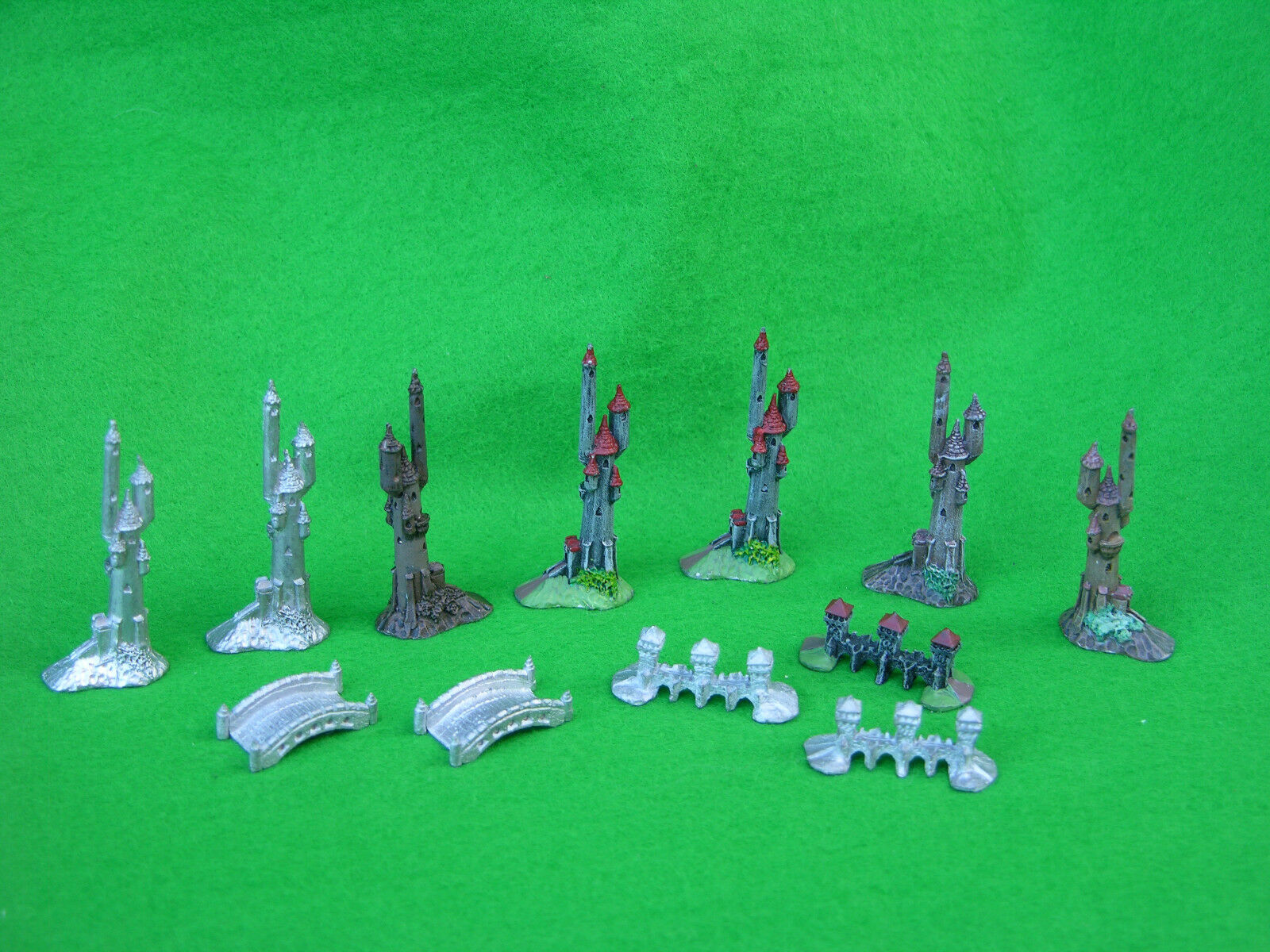 GAMES WORKSHOP, MIGHTY EMPIRES, METAL COMPONENTS, MULTI-LISTING