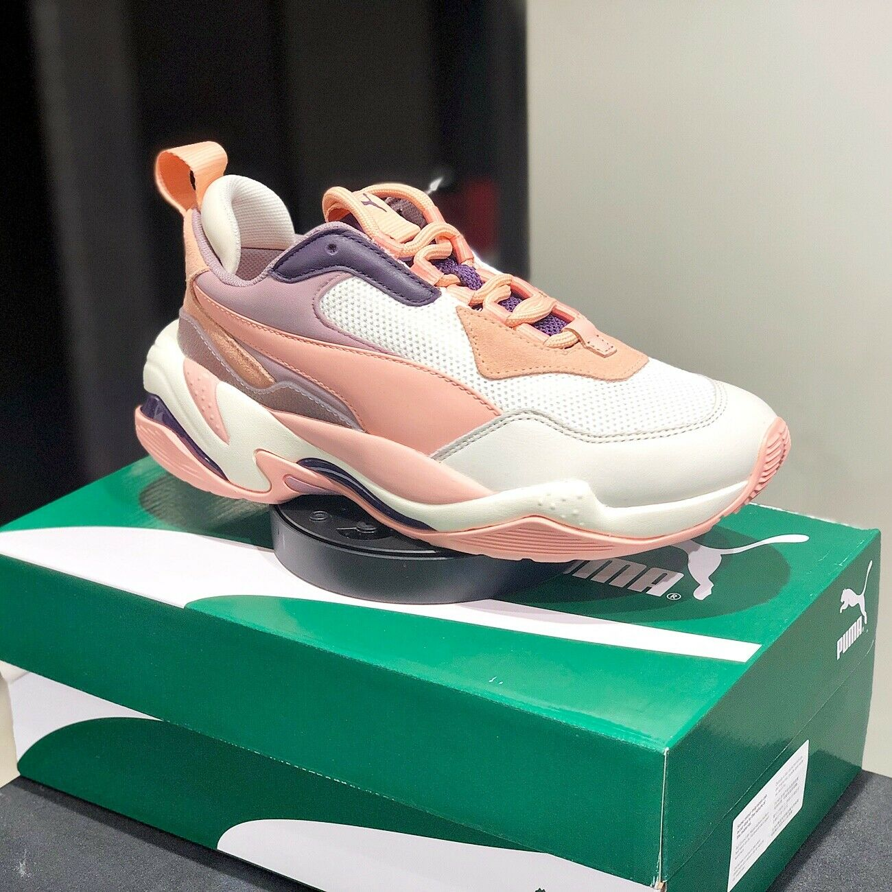 Puma THUNDER SPECTRA 36751609 - 367516 09 UNISEX new with with with box and tag, Authentic c12ac9