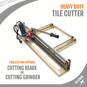 Image Is Loading Heavy Duty Tile Cutter 800mm Cutting Machine