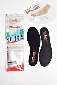 Details about Slabs insoles for shoes latex Prestige Memory Foam Camphene  insole- show original title