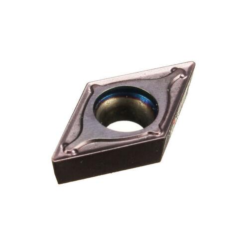 10PCS DCMT11T304 VP15TF DCMT 11T3 Carbide Inserts CNC Lathes Boring Turning Tool