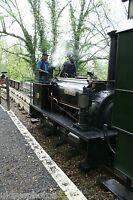 He 0-4-0st Alan George Henllan Teifi Valley Railway, Dyfed Rail Photo C