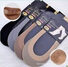4/8/12 pairs Women Nonslip Antiskid Liner No Show Peds Low Cut Invisible Socks