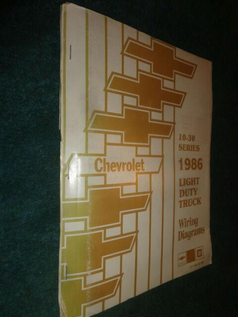 1986 Chevrolet Truck 10