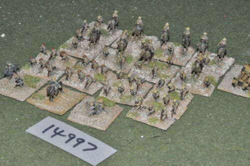 10mm WW1 british middle east recce battle group inf 14997