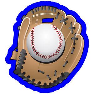 Hi-Fly-Catch-Baseball-1-034-Reward-Size-Vinyl-Decal-Set-of-40