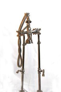 Freestanding-Tub-Faucet-American-Standard-Randolph-Morris-Style-w-Handshower