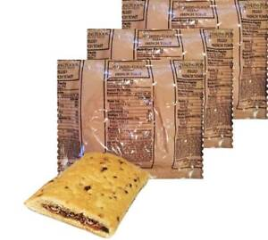 3 pack MRE Desserts / First Inspection date 2021 to 2023 / Fresh & Fast!