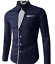Fashion-Mens-Casual-Shirts-Business-Dress-T-shirt-Long-Sleeve-Slim-Fit-Tops miniature 7