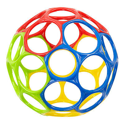 Lightweight Colourfull Oball Activity Toy Ball 32 Finger Holes Bendy Baby Gift 74451103405   eBay