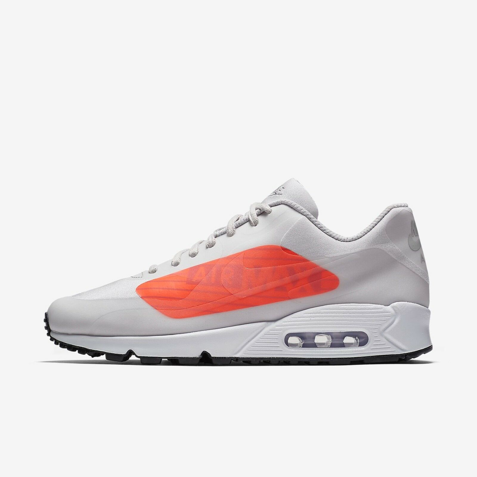 NEW homme Nike Air Max 90 Big Baskets Logo NS GPX chaussures Baskets Big Taille: 8 00ca6b
