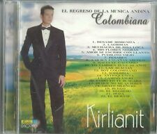 Kirlianit El Regreso De La Musica Andina Colombiana Latin Music CD