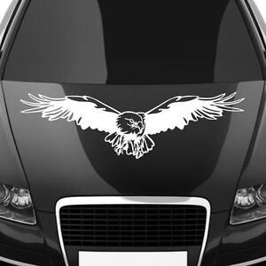 Autoaufkleber Adler Auf Motorhaube Aufkleber Auto Motorhaube Vogel