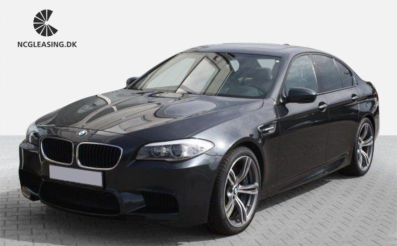 BMW M5 4,4 aut. 4d - 7.880 kr.