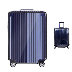 Waterproof-Dustproof-Luggage-Protector-Bag-Suitcase-Cover-Transparent-Travel-PVC