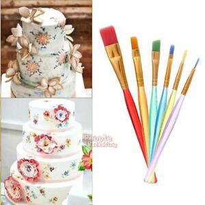 6pcs-DIY-Cake-Decorating-Pen-Set-Food-Paint-Brush-Icing-Cupcake-Sugarcraft-Tools