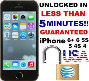 Details about Iphone IMEI Unlock ATT, 5,6,7, 8 All Models  Paid Off And Out  Of Contract