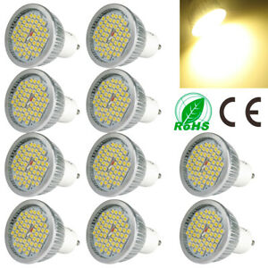 10X-60leds-GU10-LED-Light-Bulbs-Energy-Saving-3000K-Warm-White-Spotlight-Lamp-UK