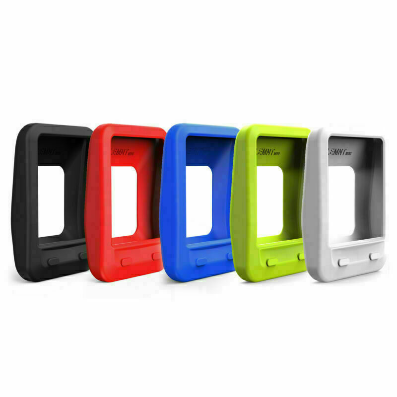 For Wahoo Element Bolt GPS Bike Computer Colorful Silicone Case Cover Protector
