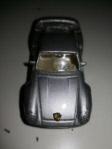 Maisto-Porsche-959-Argento-Grigio-lunghezza-8cm-senza-imballaggio-originale-da-collezione
