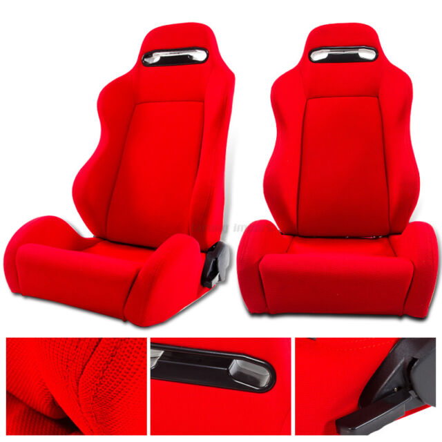 Weapon R For 92-00 Civic/ 1994-01 Integra Racing Seat