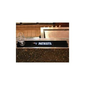 "FanMats New England Patriots Drink Mat 3.25""x24"", 13991"