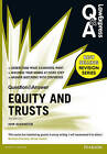 Law Express Question and Answer: Equity and Trusts(Q&A Revision Guide) by John Duddington (Paperback, 2015)