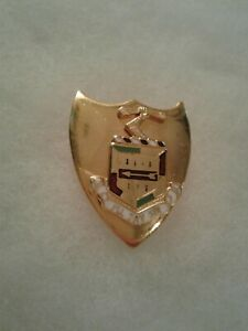 Authentic-US-Army-5th-Infantry-Regiment-Unit-DI-DUI-Crest-Insignia-NH