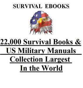 22-000-Military-Manuals-Survival-Books-On-4-DVD-DISKS
