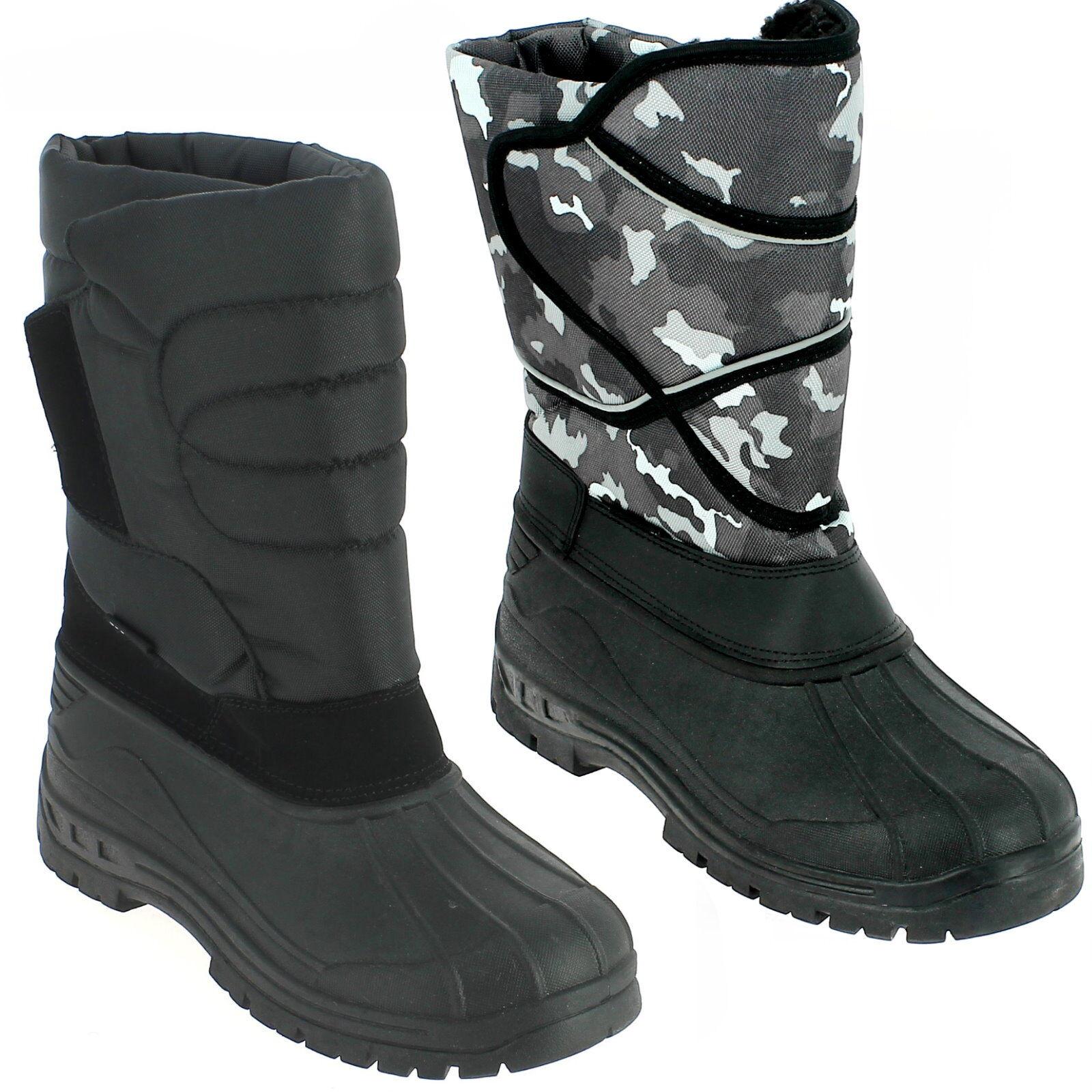Herren Winterstiefel Schnee Jungen Schnee Stiefel 50%Gr.44 Schuhe Snow  Stiefel 50%Gr.44 Stiefel 45 83fbbc