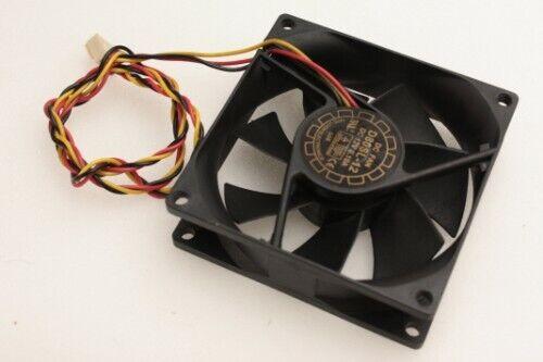 Yate Loon Electronics D80SL-12 Case Fan 3pin 80mm x 25mm